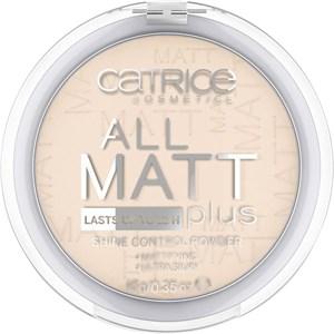 Catrice Teint Puder All Matt Plus Shine Control Powder No. 010 Transparent 10 g