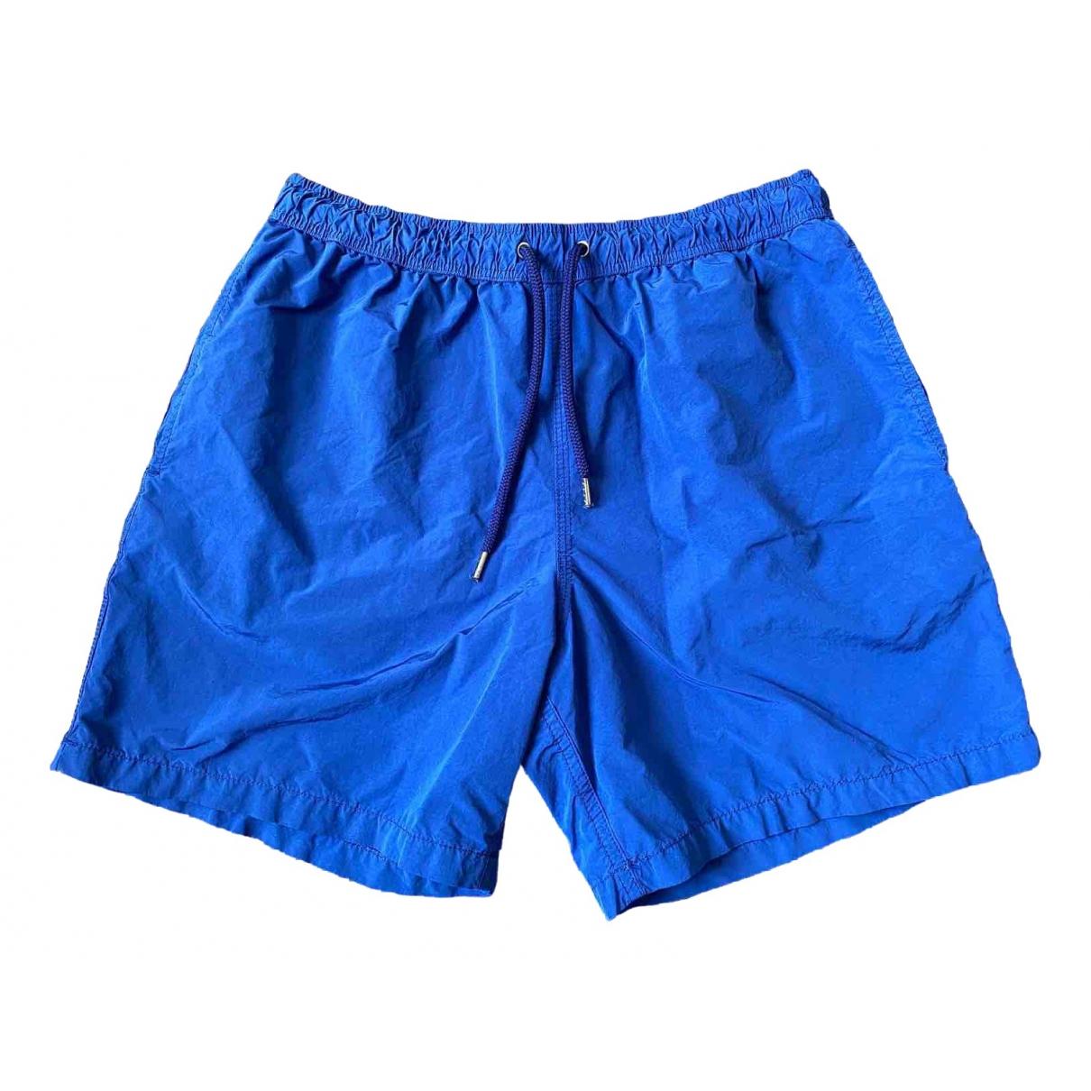 Aspesi \N Badeanzug in  Blau Polyester
