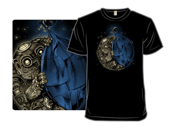 Goodnight Moon Robot T Shirt