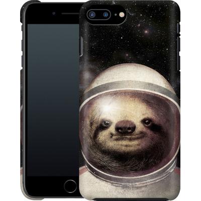 Apple iPhone 7 Plus Smartphone Huelle - Space Sloth von Eric Fan