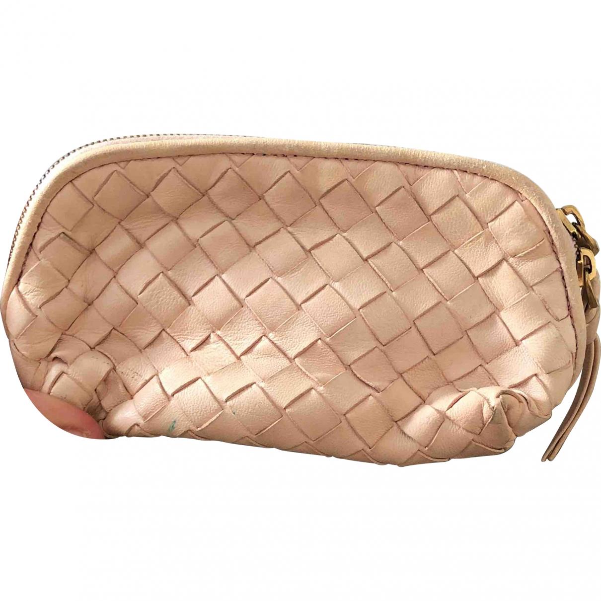 Bottega Veneta \N Pink Leather Purses, wallet & cases for Women \N
