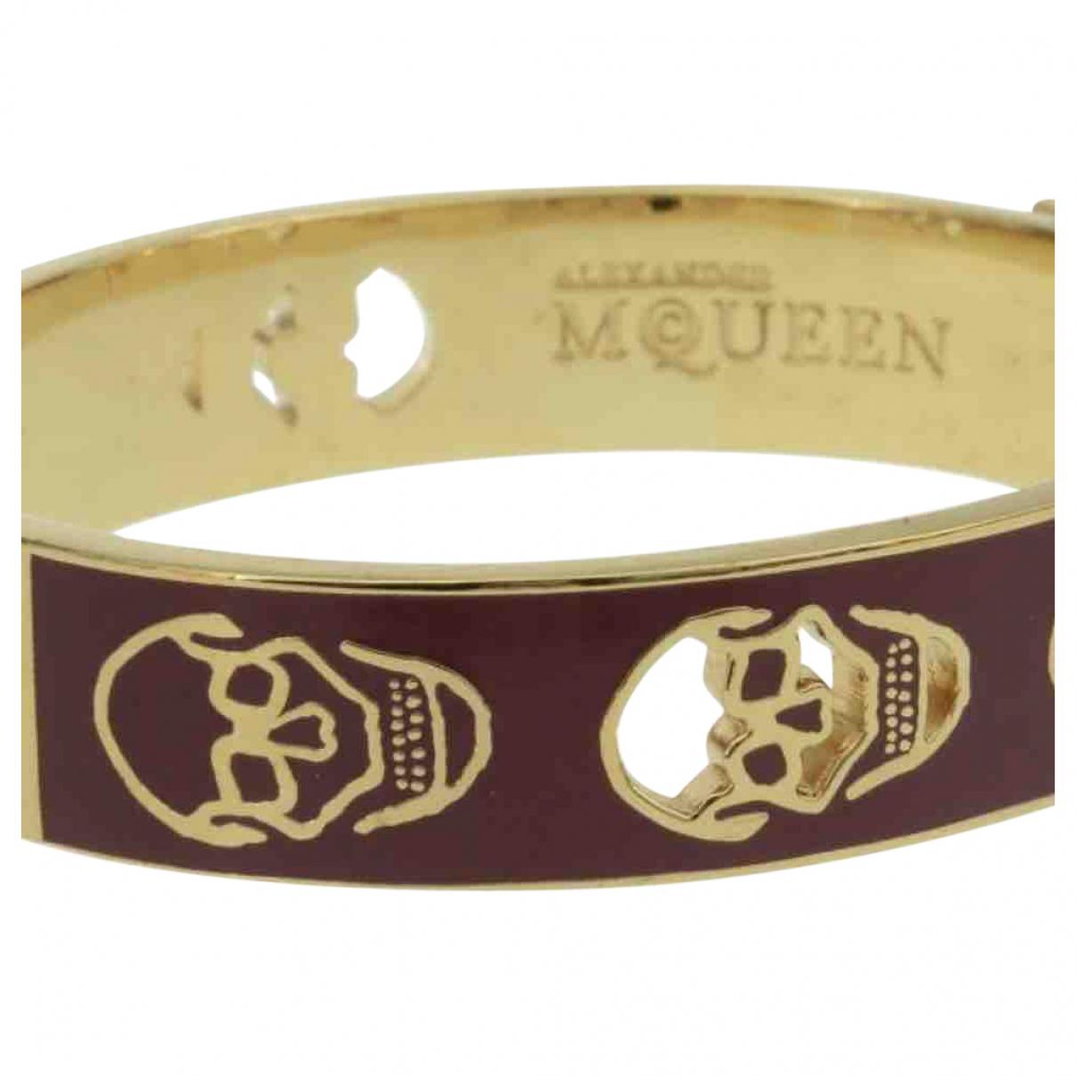 Alexander Mcqueen N Metal bracelet for Women N