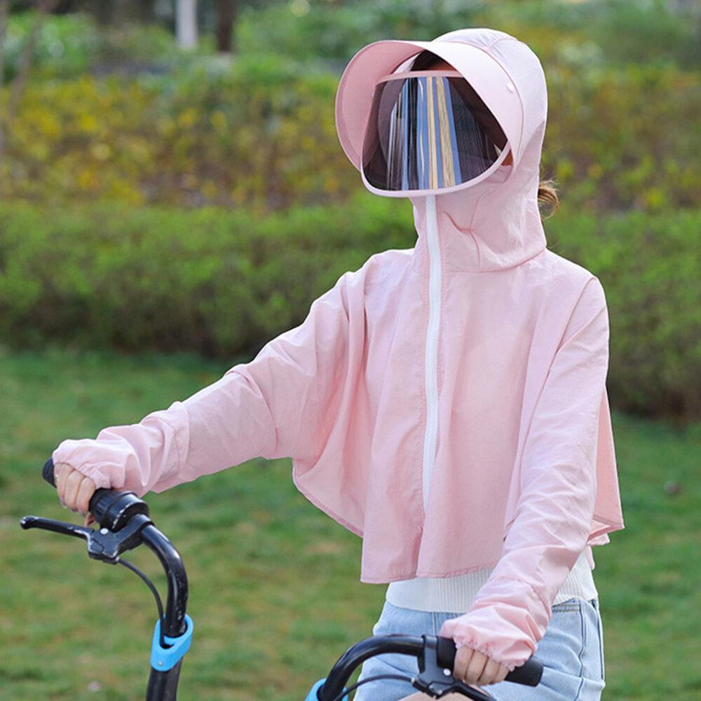 Cycling Cap Clothing Sun Shawl Clothing Cover Face Cap
