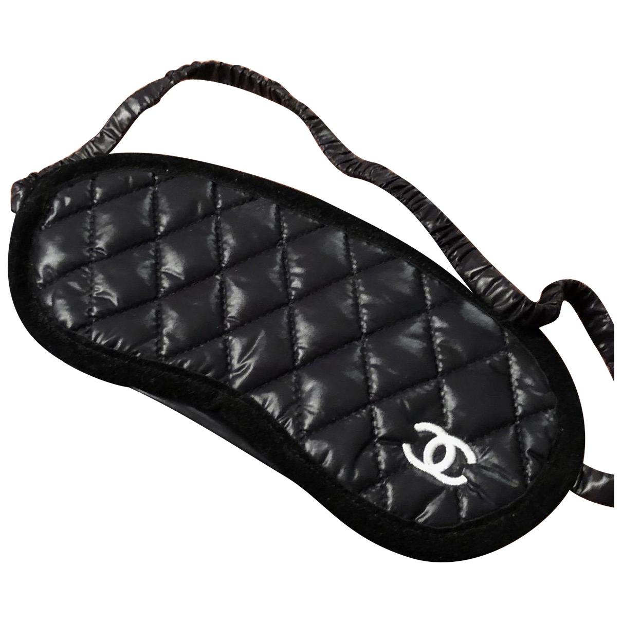 Chanel \N Reisen in  Schwarz Baumwolle