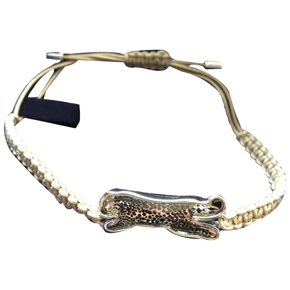 Swarovski - Bracelet   pour femme en metal - beige