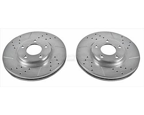 Power Stop AR8192XPR Brake Rotor Front AR8192XPR