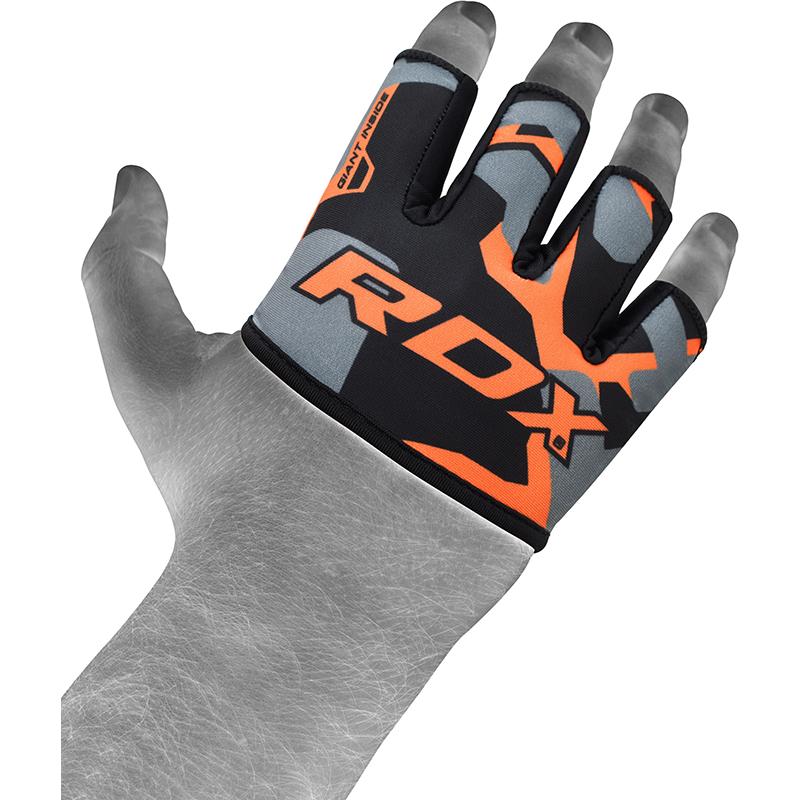 RDX 4O Orange Poignees d'halterophilie