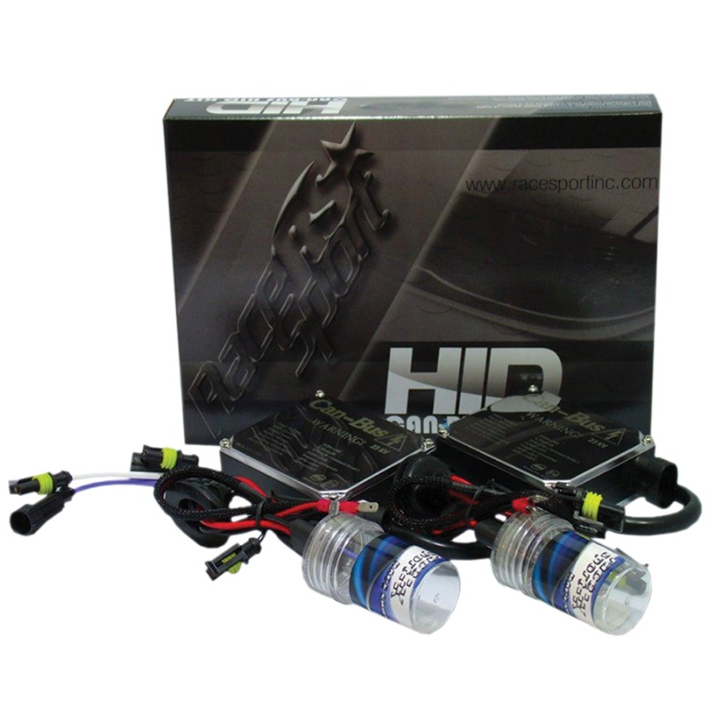Race Sport Lighting H4-3-3K-G2-CANBUS H4-3 Bi-Xenon GEN2 3K Canbus HID Kit