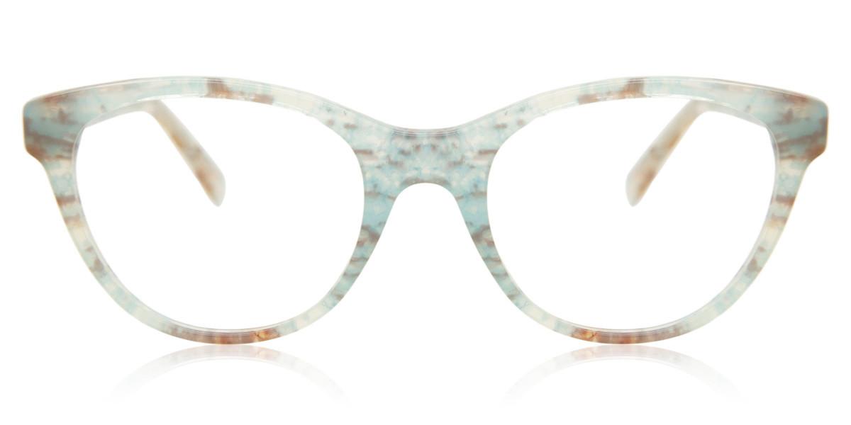 Retrosuperfuture Numero 26 Onice Azzurro FW17 Mens Glasses Black Size 53 - Free Lenses - HSA/FSA Insurance - Blue Light Block