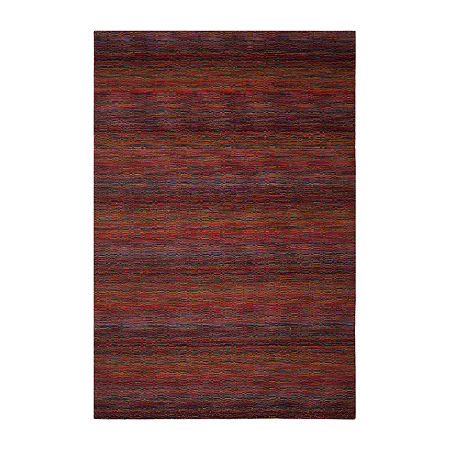 Safavieh Himalaya Collection Lysette Striped Area Rug, One Size , Multiple Colors