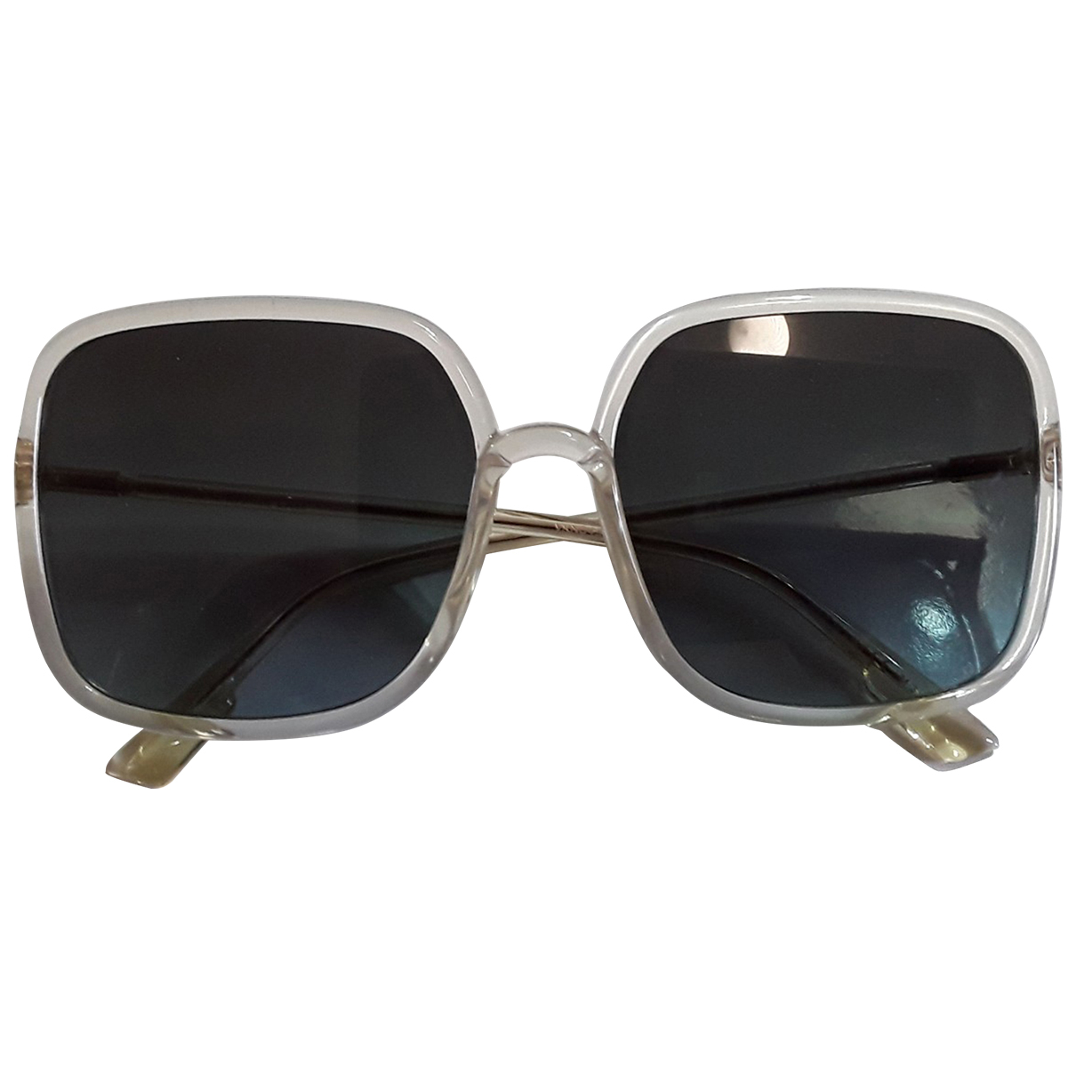 Dior SoStellaire1 Grey Sunglasses for Women \N