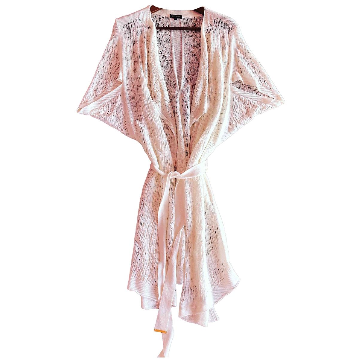 Escada \N Kleid in  Weiss Polyester