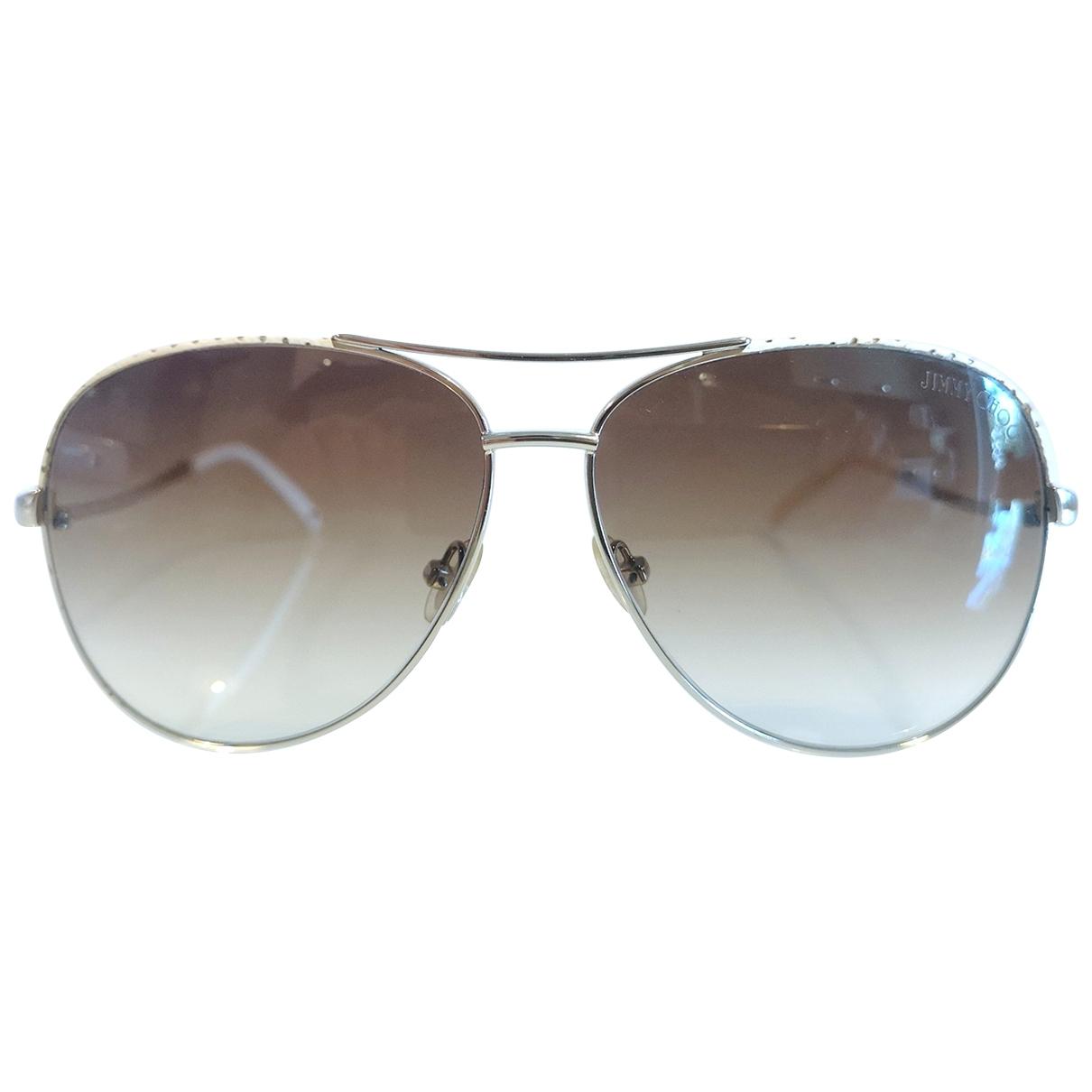 Gafas de aviador Jimmy Choo