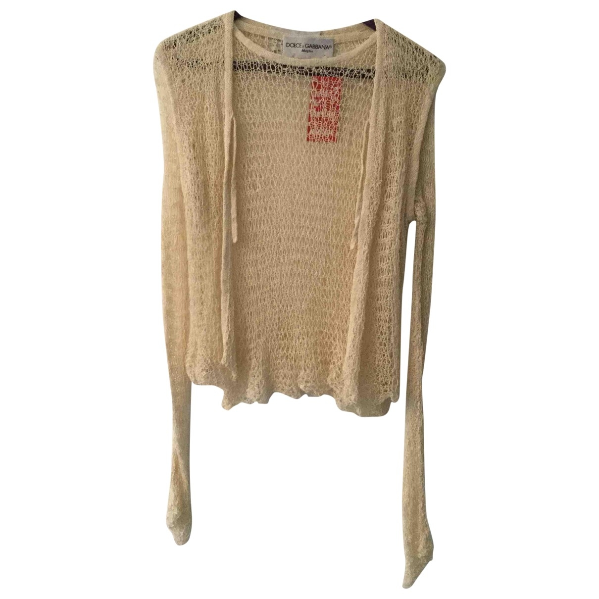 Camiseta de Lino Dolce & Gabbana