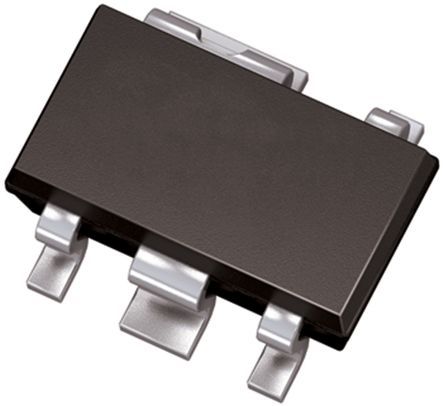 Infineon , 5 V Voltage Regulator, 15mA, 1-Channel, 4% 5-Pin, SCT-595 TLE4286GHTSA1 (15)
