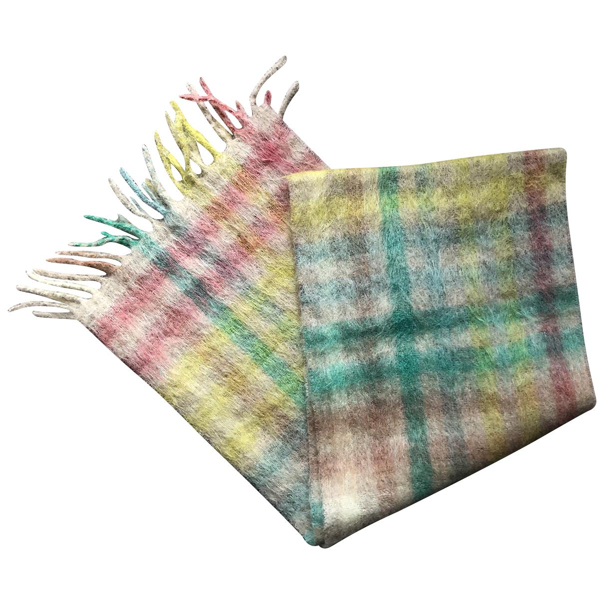 Forte_forte N Multicolour Wool scarf for Women N