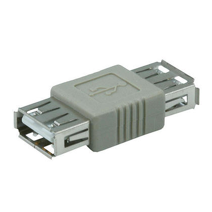 USB 2.0 A Female to A Female Coupler Adapter - PrimeCables®