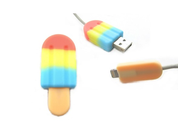 Dreams 2pk Ice Cream Cable Biters