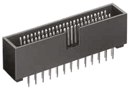Hirose , HIF6, 50 Way, 2 Row, Straight PCB Header