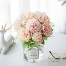 1 Strauss kuenstliche Blumen