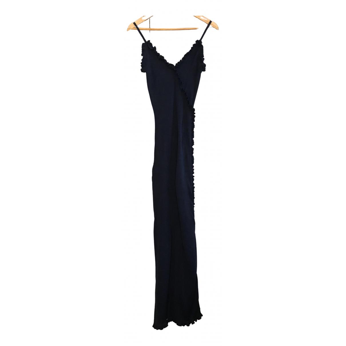 Balenciaga - Robe   pour femme - bleu