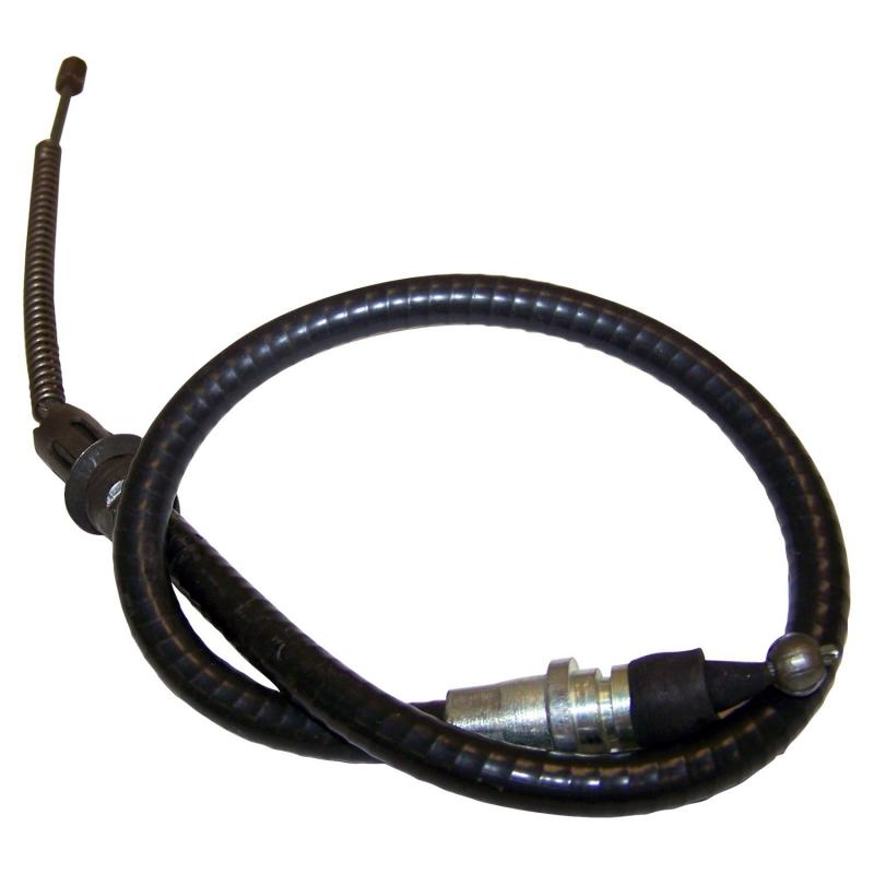 Crown Automotive J3222706 Jeep Replacement Left Rear Parking Brake Cable for 1980-88 AMC Eagle American Motors Eagle Rear Left 1980-1988