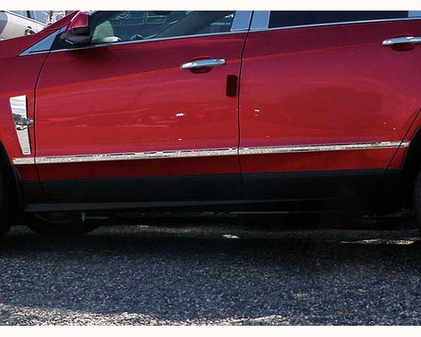 Quality Automotive Accessories 8-Piece 1-Inch Wide Molding Insert Trim Accessory Cadillac SRX 2012