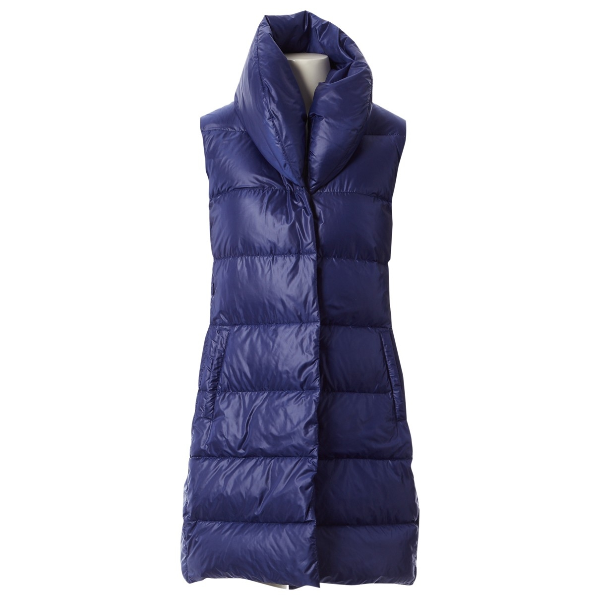 Ermanno Scervino \N Blue jacket for Women 38 IT