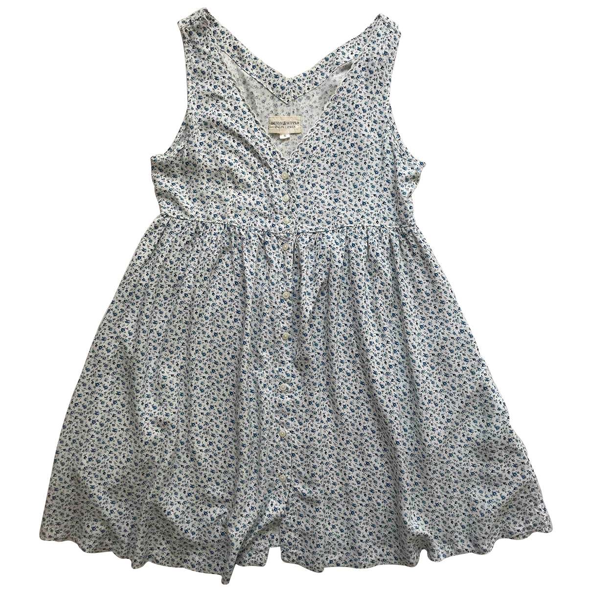 Mini vestido Ralph Lauren Denim & Supply
