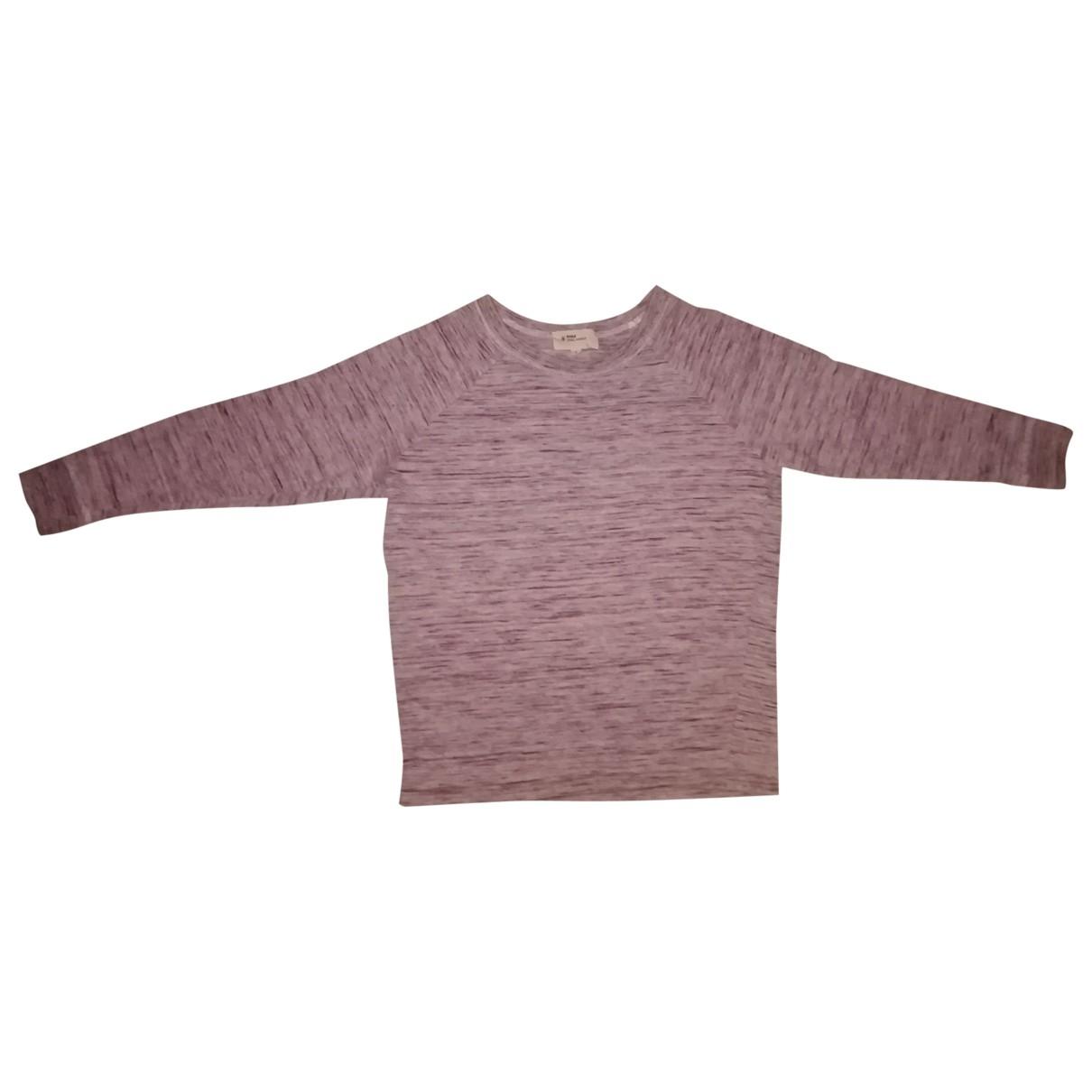 Isabel Marant Etoile \N Purple Wool Knitwear for Women S International