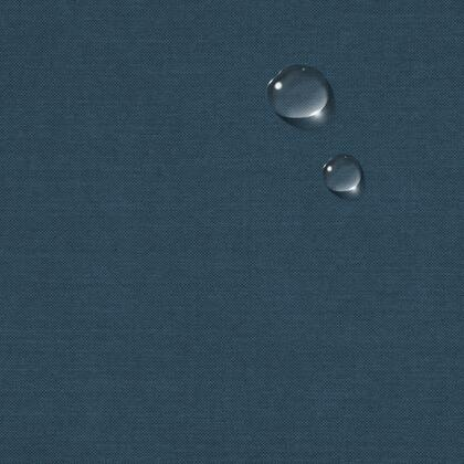 Horizon Collection SU-117600SC-391049 Sofa Slip Cover Set Only in Navy