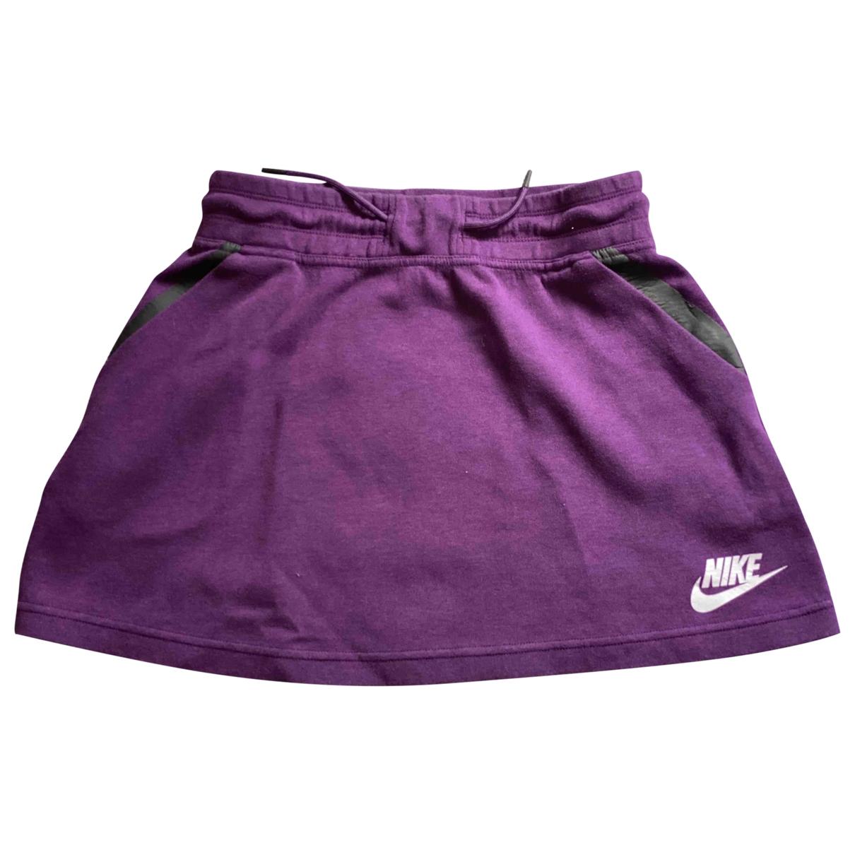 Mini falda Nike