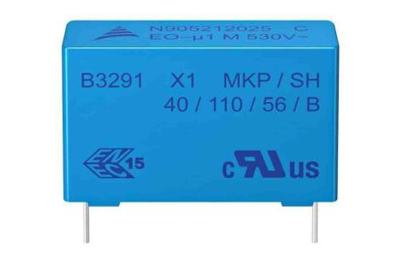 EPCOS Capacitor PP Suppression 10000pF 330V X1 (1000)