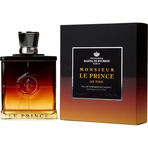 Monsieur Le Prince On Fire - Marina De Bourbon Eau de parfum 100 ml