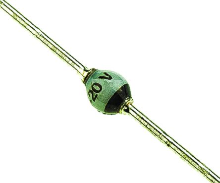 Vishay , 47V Zener Diode 3.25 W Through Hole 2-Pin SOD-57 (5000)