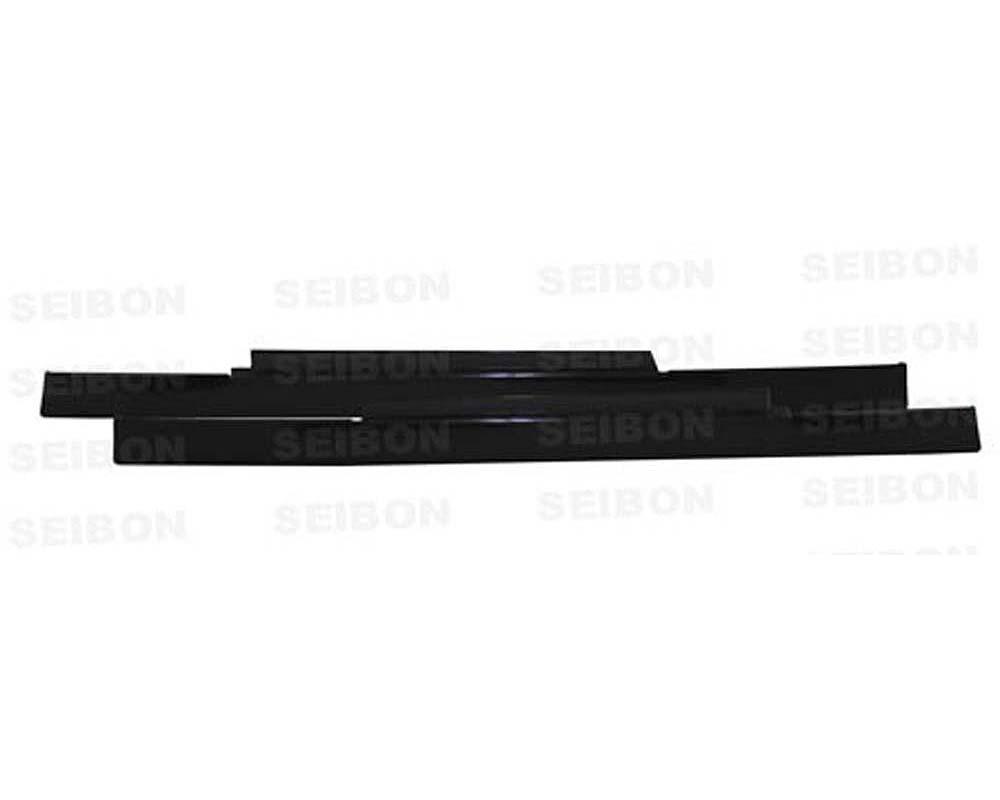 Seibon SS0910NSGTR-OE Carbon Fiber OEM Style Side Skirt Nissan R35 GT-R  09-20