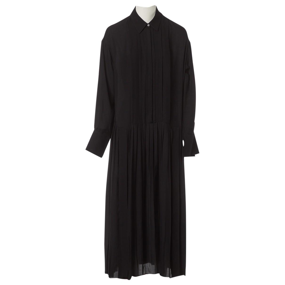 Joseph \N Kleid in  Schwarz Seide