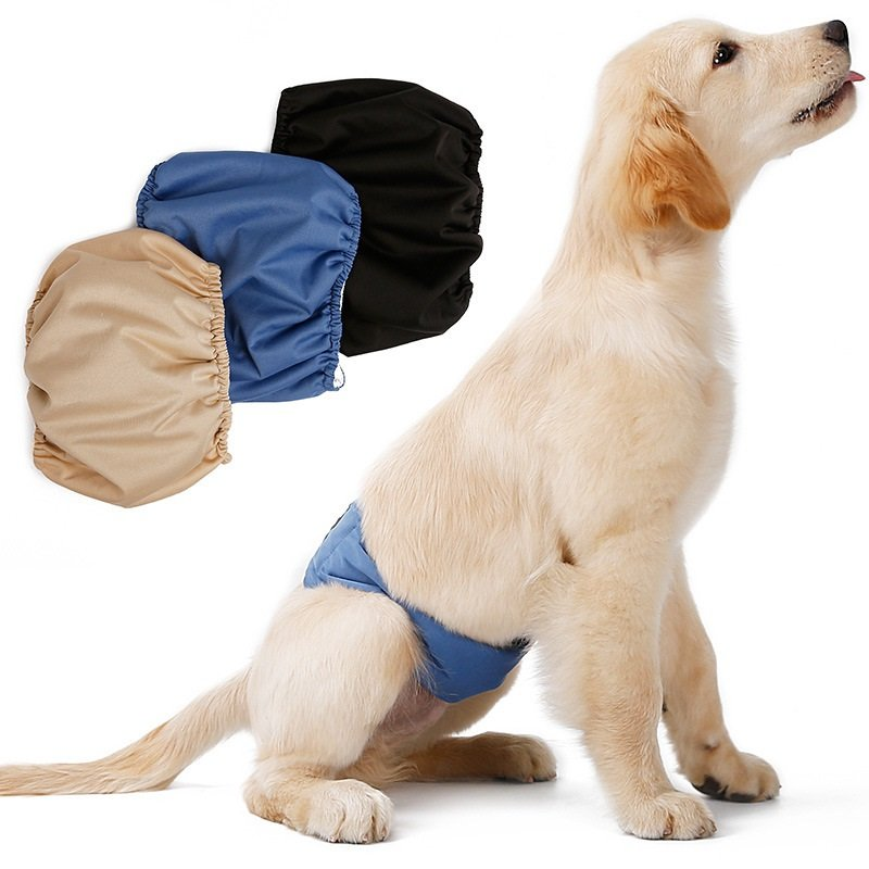 Waterproof Anti-harassment Dog Diaper Physiological Pants Washable Female Sanitary Pants