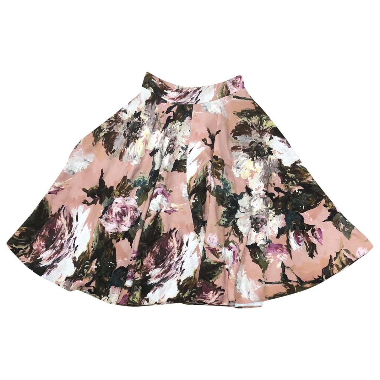 Dolce & Gabbana - Jupe   pour femme - rose
