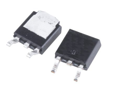 ON Semiconductor N-Channel MOSFET, 160 A, 40 V, 3-Pin DPAK  NTD5C434NT4G (2500)