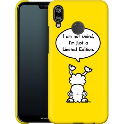 Huawei P20 Lite Smartphone Huelle - Weird von Sheepworld