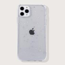1 pieza funda de iphone con estrella