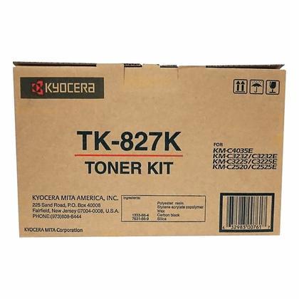 Kyocera-Mita TK827K cartouche de toner originale noire