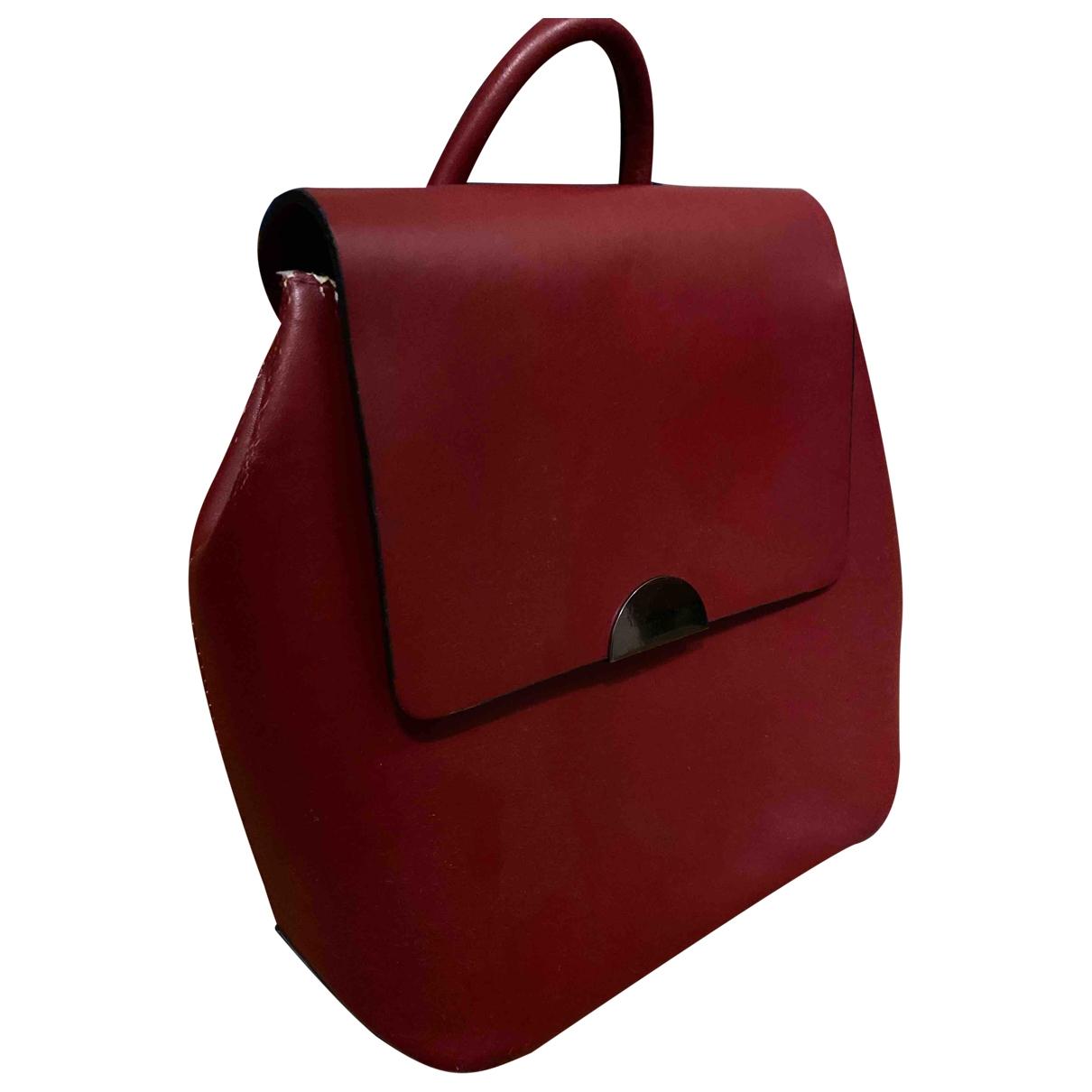 Zara \N Red backpack for Women \N