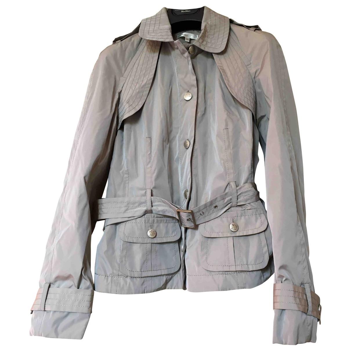 Paule Ka \N Beige jacket for Women 36 FR