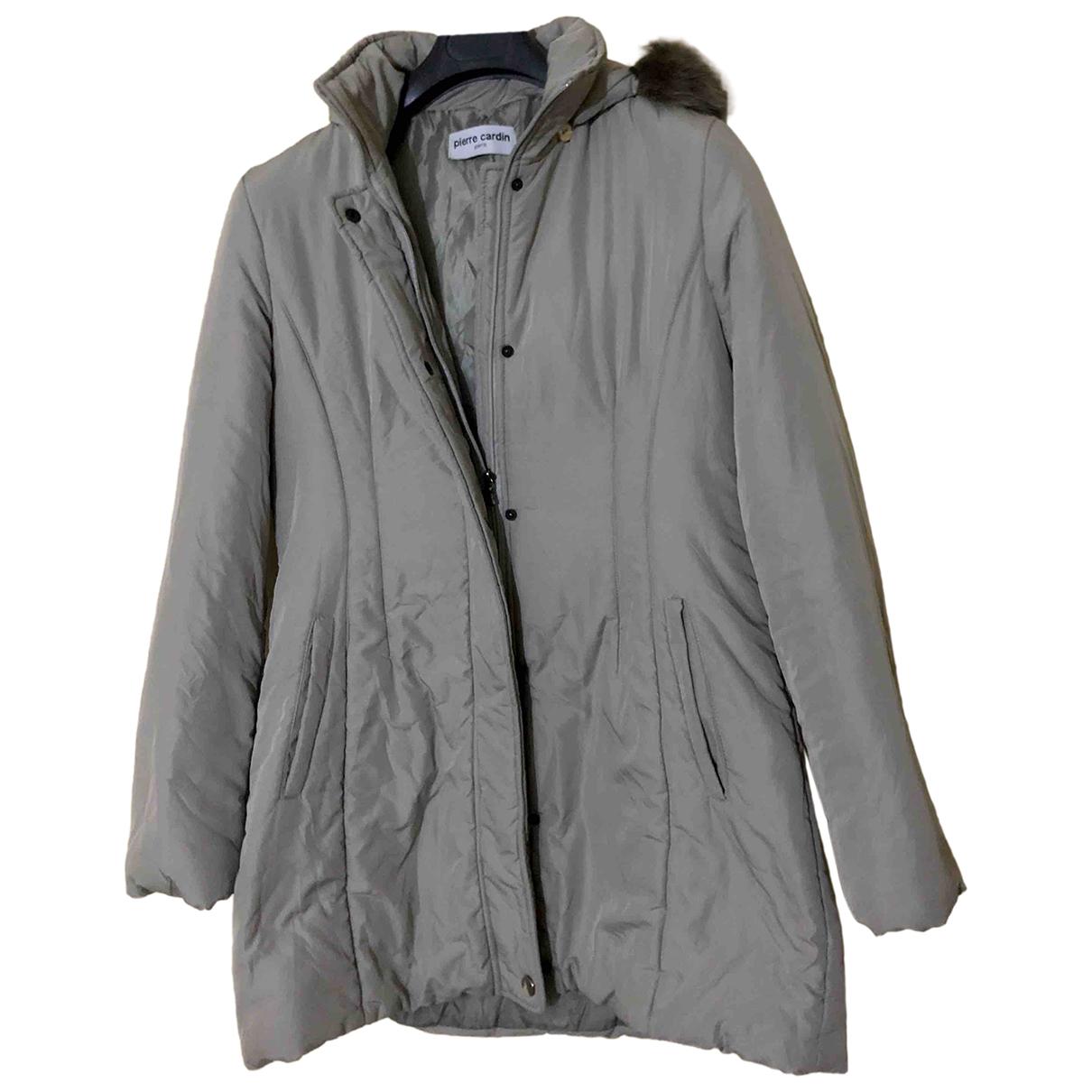Pierre Cardin N Beige jacket for Women 44 IT