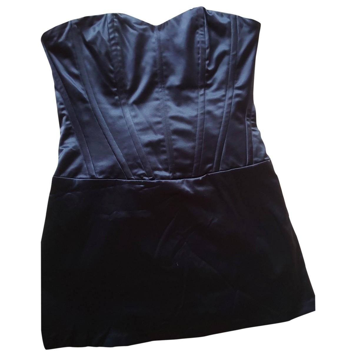 Manoush \N Black Silk dress for Women 40 FR