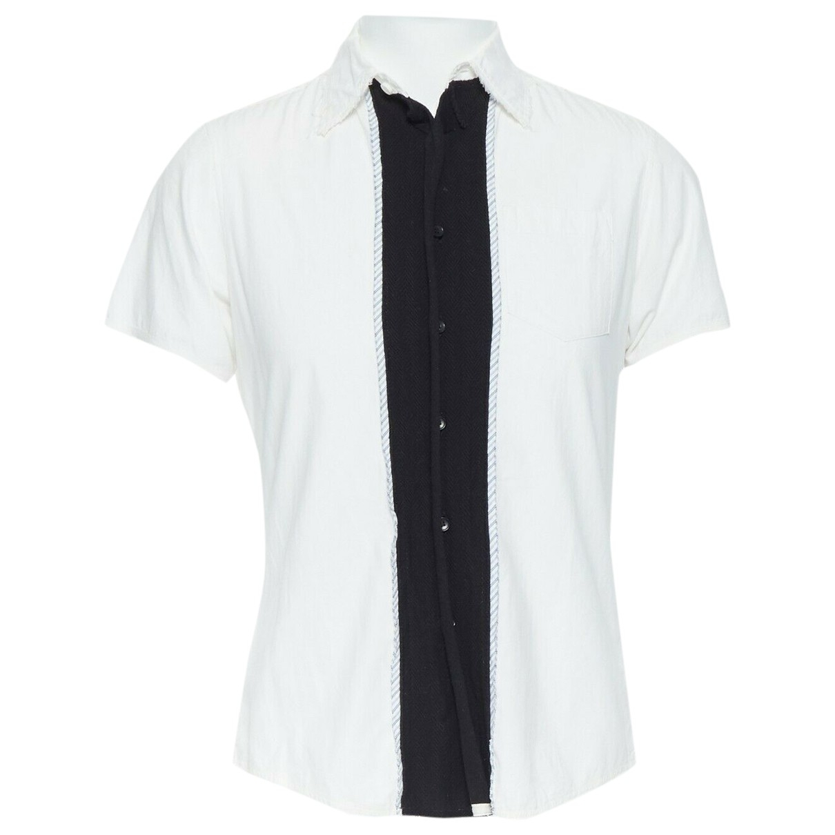 Yohji Yamamoto - Chemises   pour homme en coton - blanc