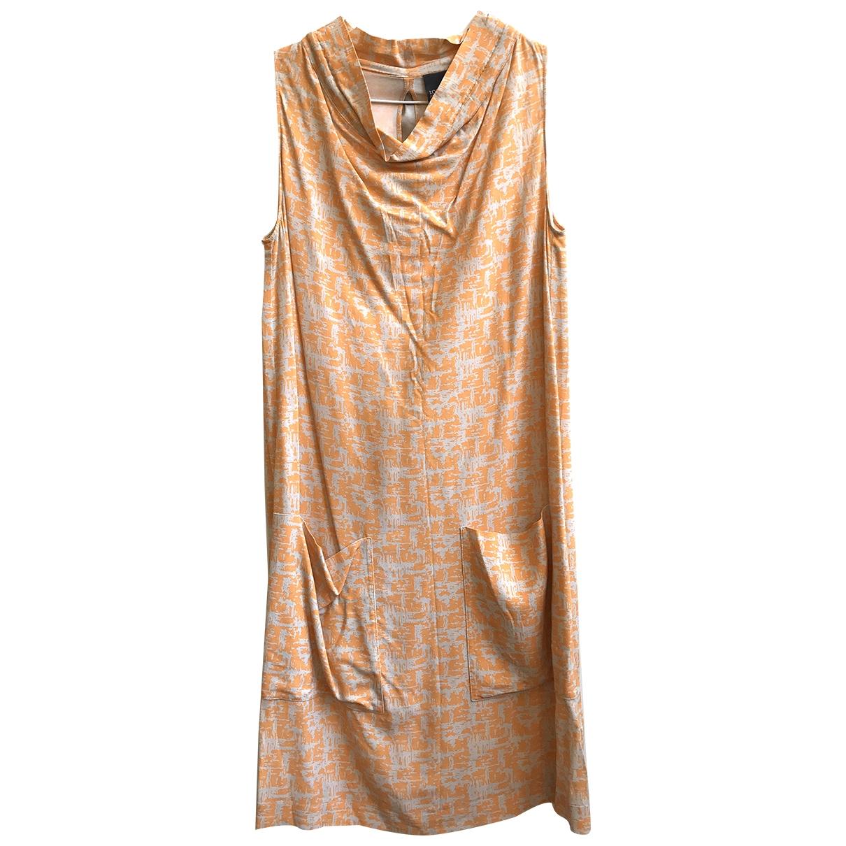 Lorena Antoniazzi \N Orange dress for Women 40 IT
