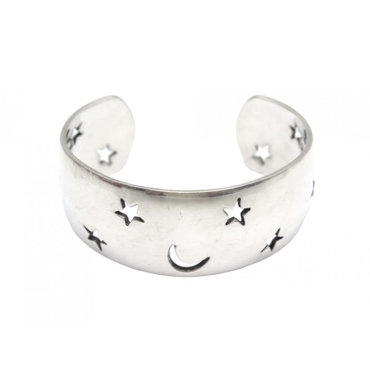 Hermès \N Silver Silver bracelet for Women \N